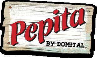 Pepita by Domital –  Piedra da forno, La plancha aireada, Bajoplato Pepita