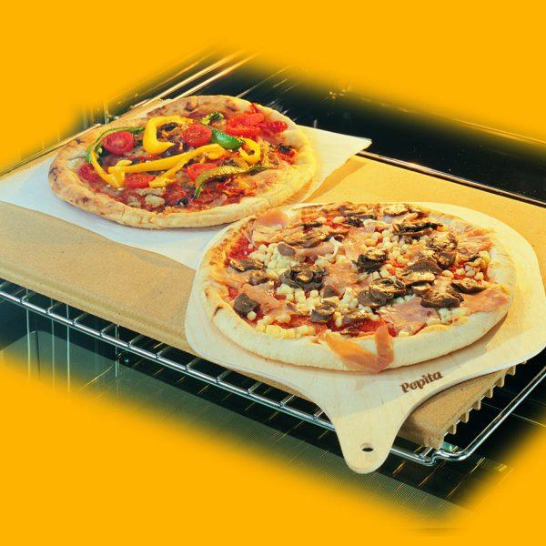 Pietra da forno bbq pepita grande per pizza maxi pizza stone pepita maxi pepita plate a cuire - Pietra refrattaria da forno ...